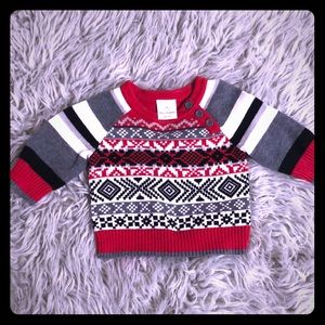 NWOT Hanna Andersson sweater size 50 (0-3 months)
